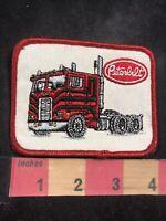 Vintage PETERBILT SEMI TRUCK Patch - Trucker / Freight / Tractor Truck 003