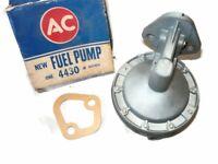 1958 Chevrolet 283 v8 fuel pump nos 5621629 4661 4430 AC logo