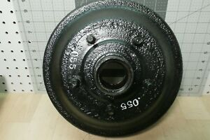 "Ford Model A Front Brake Used, Stamped .055"", RH Threads  ~"