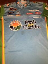 2XL Richard Petty Motorsports FRESH FROM FLA Pit Crew Shirt Team Issued NASCAR