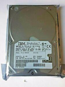 """41.1 GB Ide IBM Deskstar DTLA-305040 P-Ata 5400rpm HDD 3,5 """" Hard Drive New"""