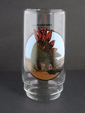 Amoco Advertising Glass - Stegosaurus - Brand New Old stock - Never Used!
