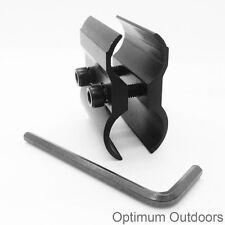 11mm-25mm Universal Rifle Gun Barrel Mount Laser Torch Scope Flashlight Clamp UK