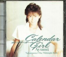 Nakamura Ayumi - Calendar Girl - Japan CD - J-POP - 11Tracks