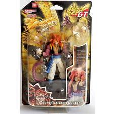 Bandai Dragon Ball Z Hybrid Action Figure - Super Saiyan 4 - Gogeta