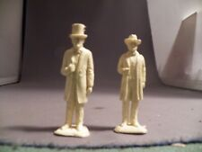 Marx 54mm Lincoln and General Grant from Civil War Playset