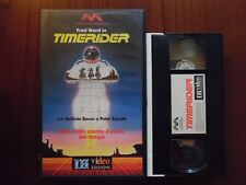 Timerider - Una moto contro.. (Fred Ward, Belinda Bauer) - VHS ed. DB Video rara