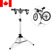 "Sortwise® 27-51"" Adjustable Bike Repair Stand Tool Tray Bicycle Cycle Rack Work"