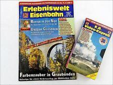 E.R ortloff 36 grigio tasselli BR 112 143 Märklin Digitale con VHS CASS. video-Express