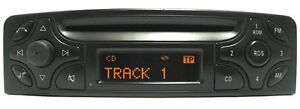 Refurbished Mercedes W203 C-Class Audio CD Player Decoded Prog Off Warranty