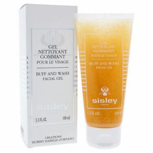 Buff and Wash Facial Gel by Sisley for Ladies - 3.3 oz Facial Gel