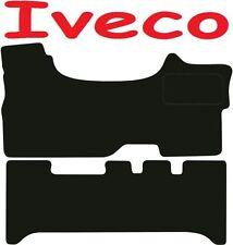 Qualità Deluxe Tappetini auto per IVECO DAILY CREW CAB 06-11 ** su misura per una perfetta F