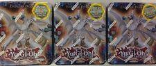 3x YuGiOh TCG Evolzar Dolkka Collectible Sealed Tin Secret Super Rare 3x5-Pack