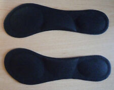 3/4 Insoles Orthotic Arch Support Cushion Flatfeet Shoes Inserts Pads Black