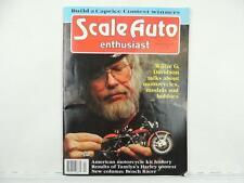 April 1995 SCALE AUTO ENTHUSIAST Magazine Willie G. Davidson Harley L3208
