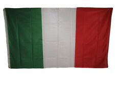 3x5 Country of Italy Italian Knitted Nylon Flag 3'x5'  Brass Grommets