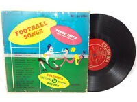 "Percy Faith 10"" LP Football Songs Columbia 6148 Rare College"
