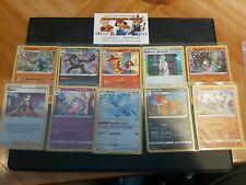 Pokemon Cards Champion's Path Set - All 10 Rare Holos....