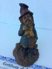 Twinkle S-T-R 1987~Tom Clark Gnome~Cairn Studio ~Ed #61 Coa Collectible Art