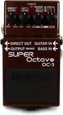 NEW - Boss OC-3 Super Octave Pedal