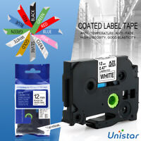 Compatible Brother Label Tape tz-231 tze231 12mm Standard Laminated P-Touch Tape