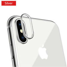 For Apple iPhone X 10 Rear Back Camera Protector Protective Lens Case Ring Cover