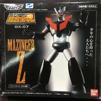 Soul of Chogokin GX-07 - Mazinger Z (OVA version) *