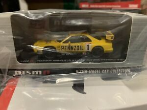 Kyosho 1//64 NISSAN Calsonic SKYLINE GT-R BNR34 R34 #12 1999 Tracking number free