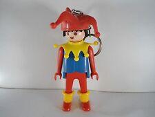 "Playmobil  Figur Klicky  ""Schlüsselanhänger Harlekin"" gebraucht"