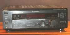 Sony Digital Audio Video CTR Center  STR-DE845 32 Bit 100 Watts No Remote