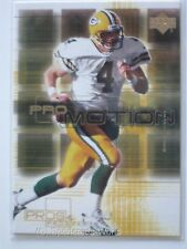 Brett Favre - 2000 UD Pros And Prospects ProMotion #P10 INSERT -  PACKERS