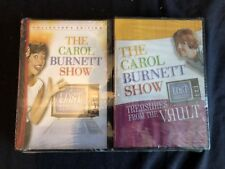 The Carol Burnett Show: The Lost Episodes 10 DVD Collector's Edition With Book