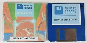 REPAIR THAT DISK! FOR AMIGA 500/500+/600/1200 - FULLY TESTED WORKING - AMIGA PD