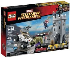 Lego Marvel super heroes 76041 The Hydra Fortress Smash