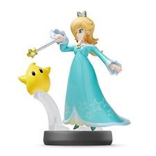 Nintendo 3DS Wii-U amiibo Rosetta & Chiko Smash Brothers Super
