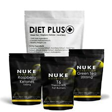Diet Whey Protein Meal Replacement Shake & Pills Slim Weight Loss Powder Fast