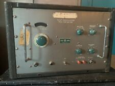 F-R Machine Works Test Oscillator