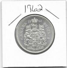 1962 CANADIAN 50 CENT PIECE SILVER (VERY NICE)