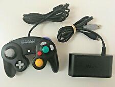Mando Gamecube + Adaptador Nintendo Wii U Switch Oficial Nintendo