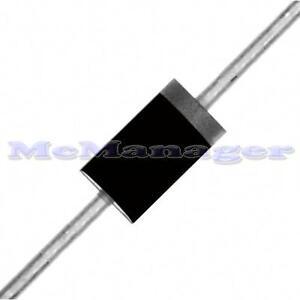 1N4001; 1N4002; 1N4004; 1N4007  Rectifier Diode 1A Quantity 10-100pcs