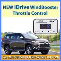 NEW IDRIVE WINDBOOSTER THROTTLE CONTROL for MITSUBISHI PAJERO SPORT 2015 ON