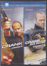 Crank/Crank 2: High Voltage (DVD, 2012, Canadian)
