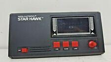 Vintage Mattel Star Hawk Electronic Handheld Game 1981 Tested Works