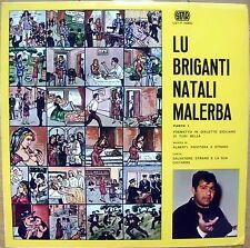 STRANO SALVATORE  LA SUA CHITARRA TURI BELLA LU BRIGANTI NATALI MALERBA LP ITALY