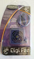 NEW Factory Sealed Dream Gear Gamecube Indigo Purple Digi Cooling Fan