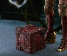 Hot Toys WONDER WOMAN AMAZONIAN MOTHER BOX Justice League Deluxe 1/6 USA