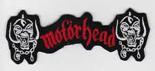 MOTORHEAD     PATCH   ECUSSON  Patch thermocollant  MOTÖRHEAD