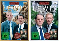 26 DVDs * LEWIS - DER OXFORD KRIMI - COLLECTOR'S BOX 1 + 2 IM SET # NEU OVP &