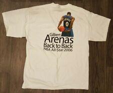 Gilbert Arenas NBA Allstar T-Shirt - Washington Wizards
