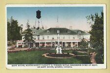 Vintage Postcard Kent House Montmorency Falls P.Q...Quebec, Canada